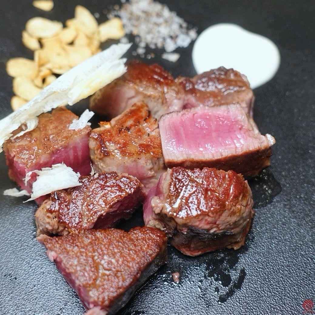 台北中山 1田 Mark's Teppanyaki 台北萬豪酒店 鐵板燒 - 這裡沒有美食
